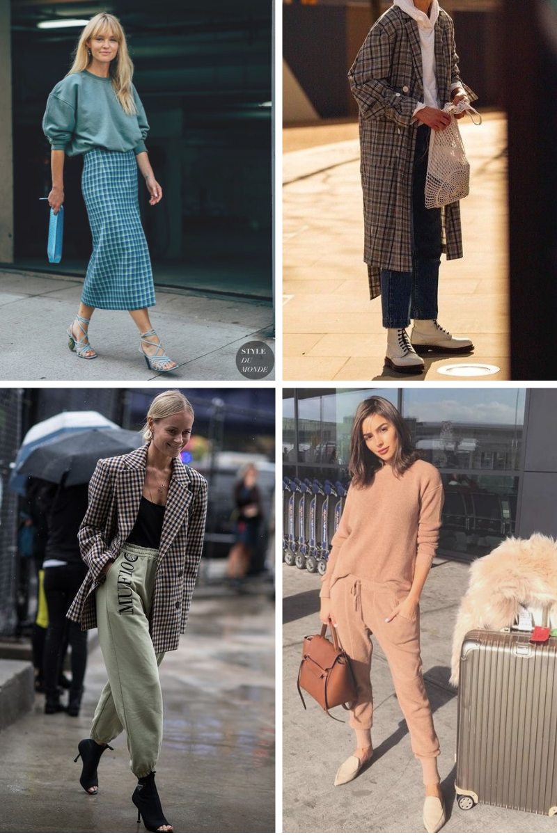 Comfy chic looks