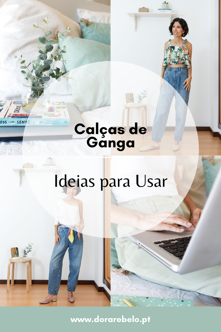 Ideias de looks com jeans